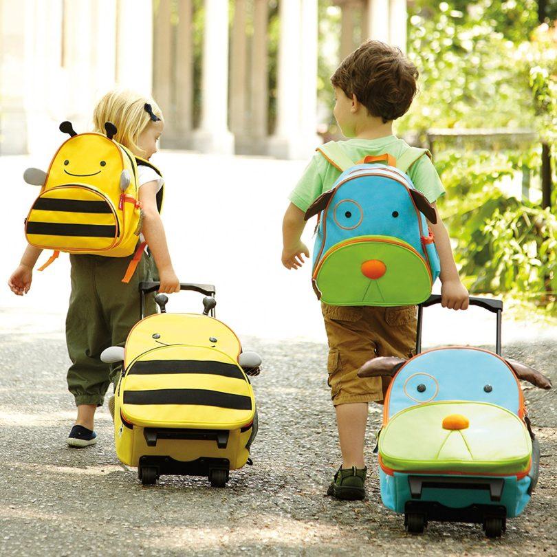 Skip Hop Zoo Little Kid Luggage