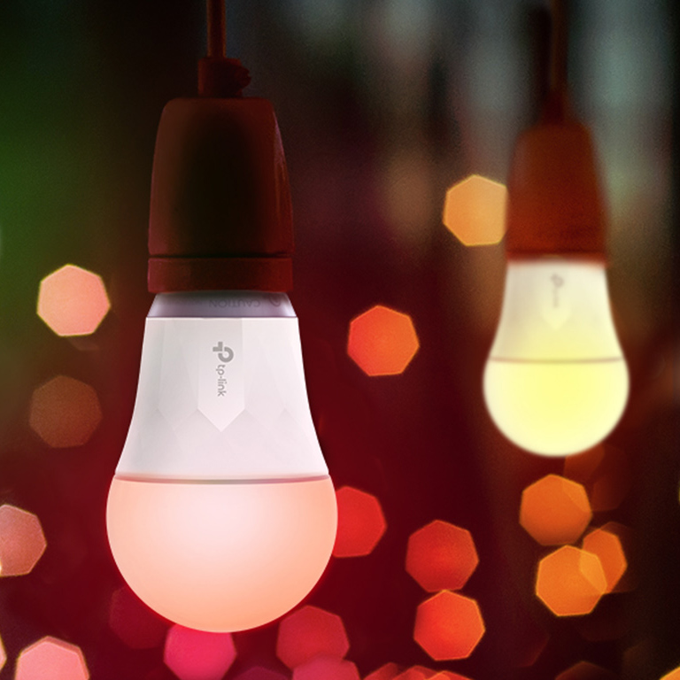 TP-Link Multicolour Smart LED Bulb