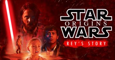 Rey: a Star Wars Origin fan film