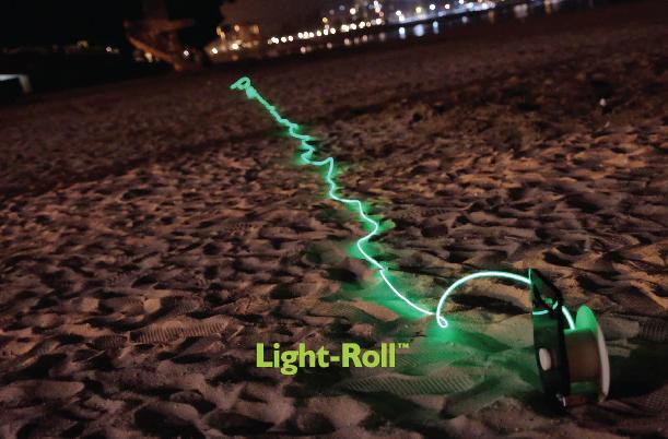 Mini Light-Roll : a practical linear lighting egress system