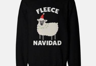 Fleece Navidad Christmas Sweatshirt