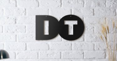 Do It Metal Wall Art