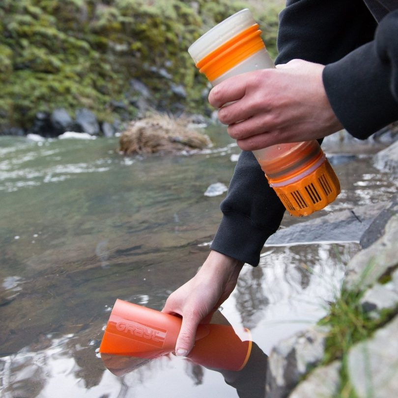 Grayl Ultralight Water Filtration Cup