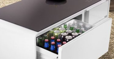 Sobro Refrigerator Coffee Table