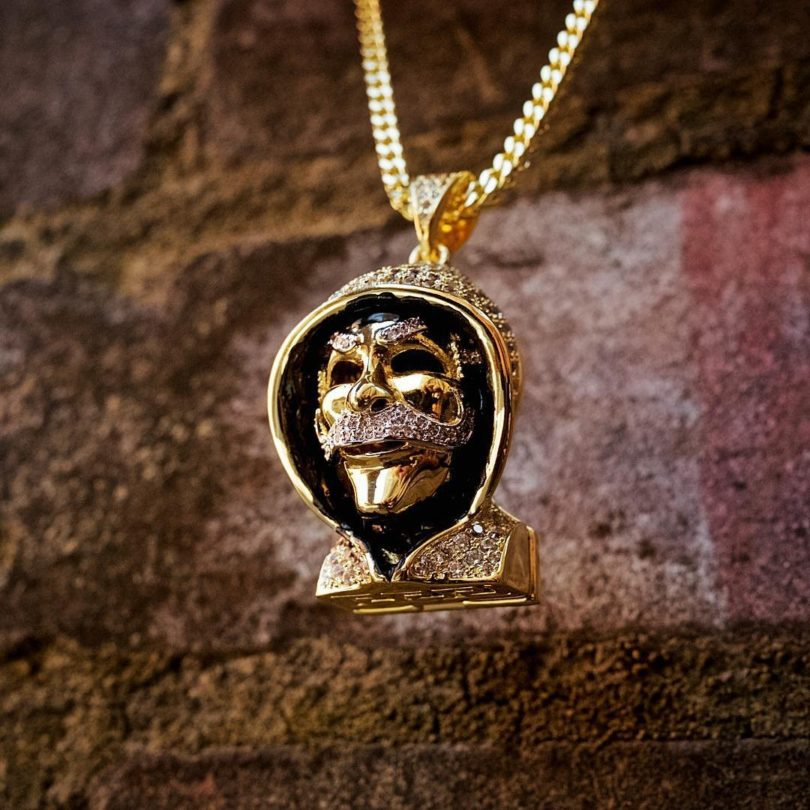 The Fsociety Necklace