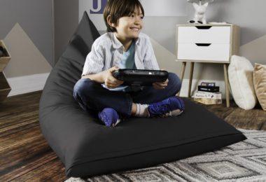 Pivot Kids Bean Bag Gaming Chair by Jaxx Living