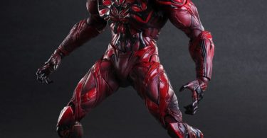 Marvel Universe Venom Variant Play Arts Kai Figure