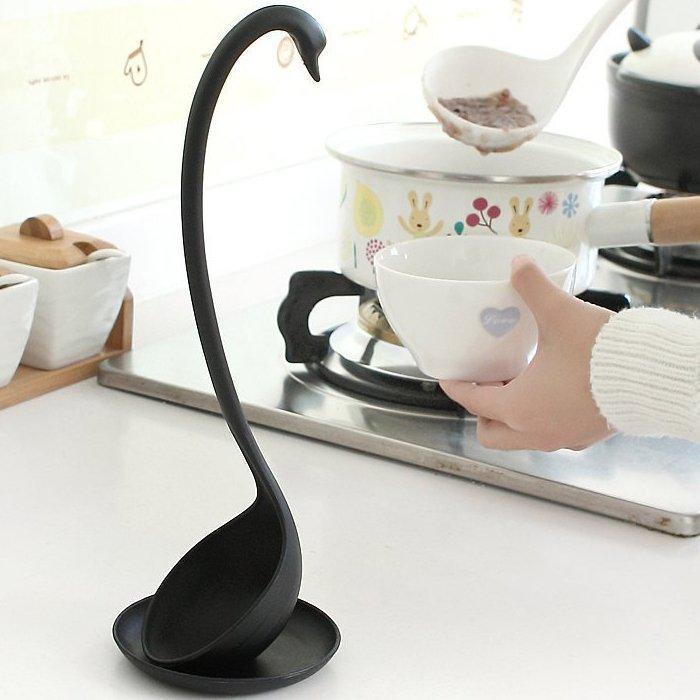 Swan Soup Ladle