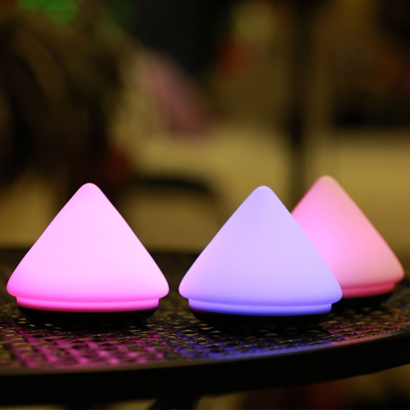 Volcano Colorful Lamps