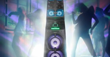 Sony MUTEKI High Power Audio System