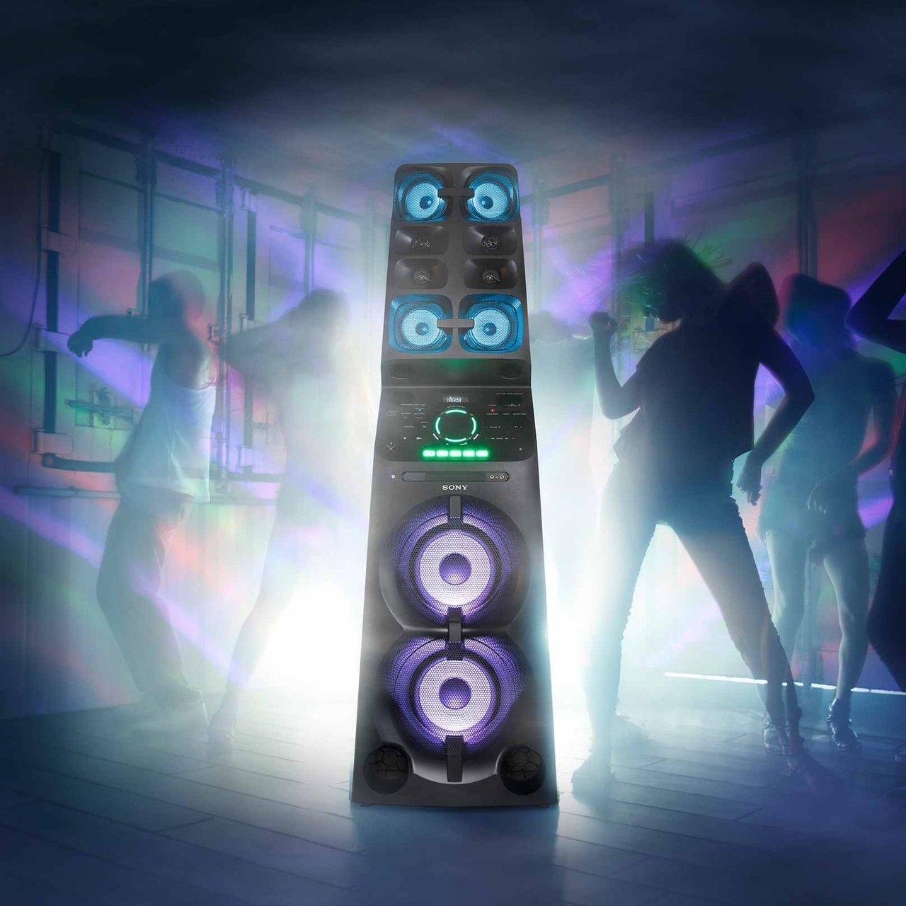 Sony MUTEKI High Power Audio System
