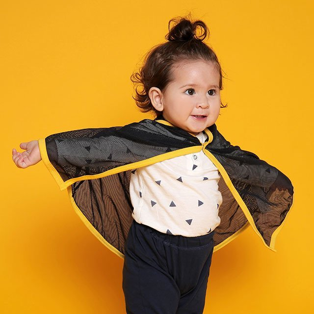 Insect Repellant Navy Cape