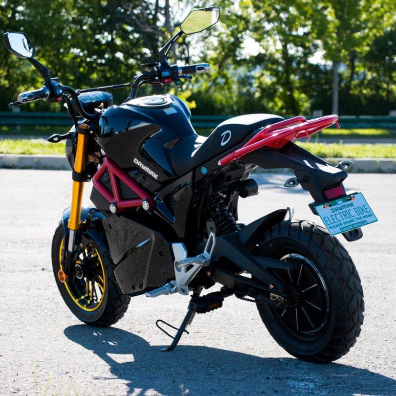 Daymak Rogue E-Bike