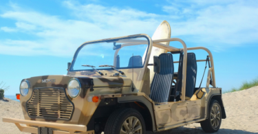 Moke America Special Edition Electric Car