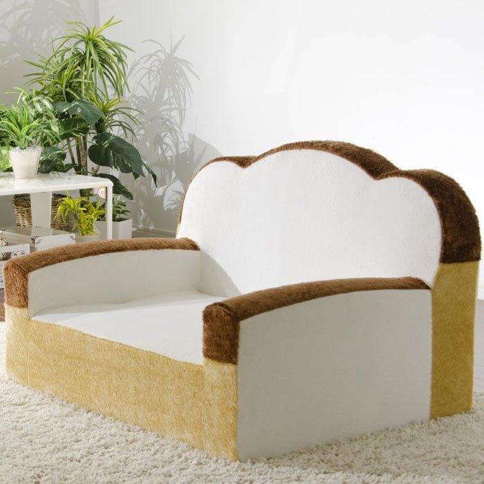 Loaf of Bread Mini Sofa