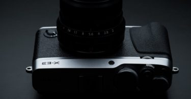 Fujifilm X-E3 Mirrorless Digital Camera