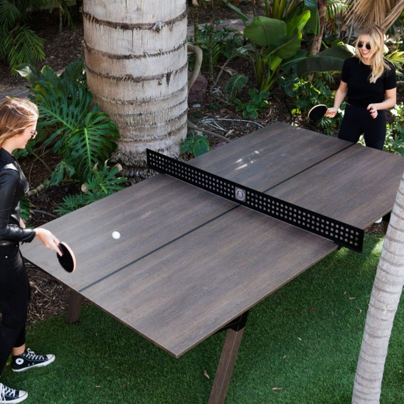 pong tables pingpong table portland outdoor ping by tiger