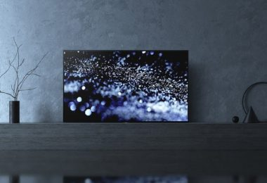 Sony A1E-Series 77″ HDR UHD Smart OLED TV