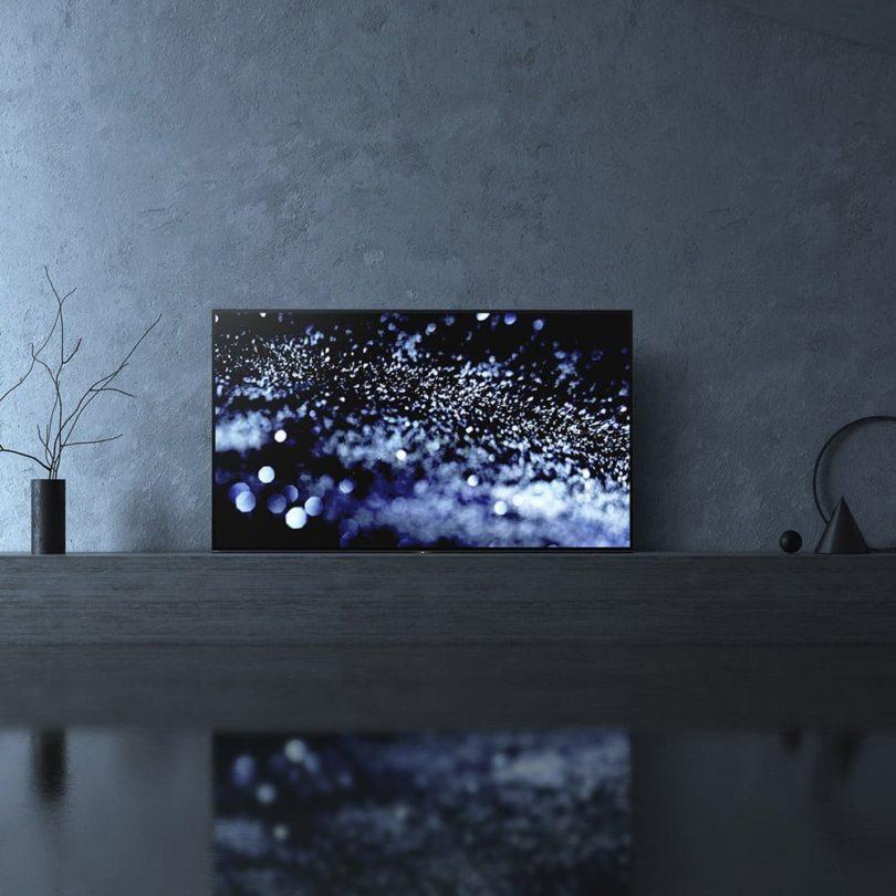 Sony A1E-Series 77″ HDR UHD Smart OLED TV