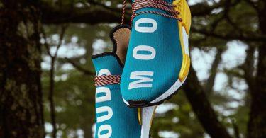 Pharrell x adidas NMD Hu Trail