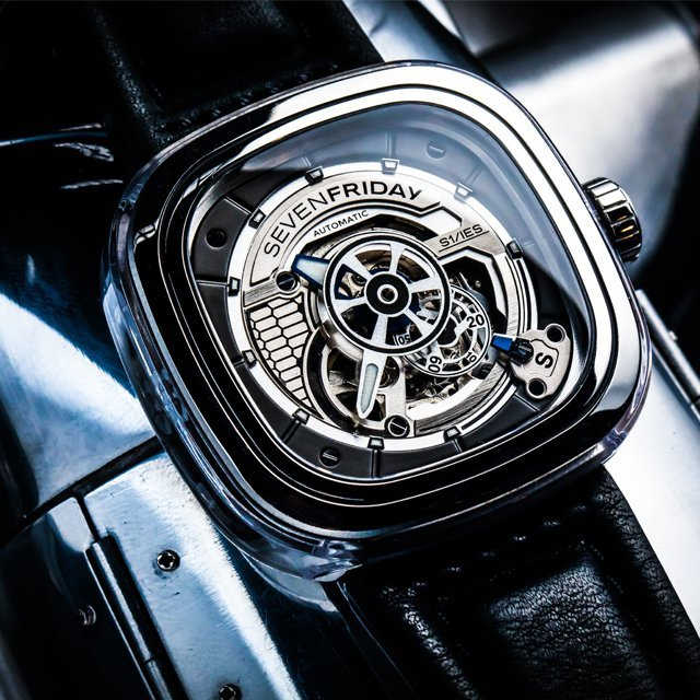 SevenFriday S1/01 Watch