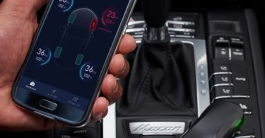 nonda ZUS Smart Tire Safety Monitor System