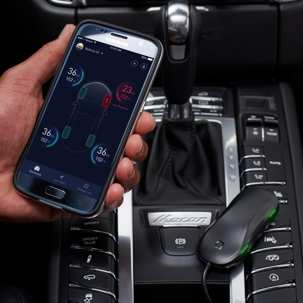 nonda ZUS Smart Tire Safety Monitor System