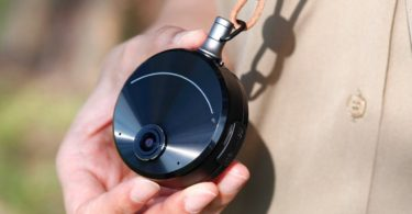 Pi SOLO 360 Wearable Camera