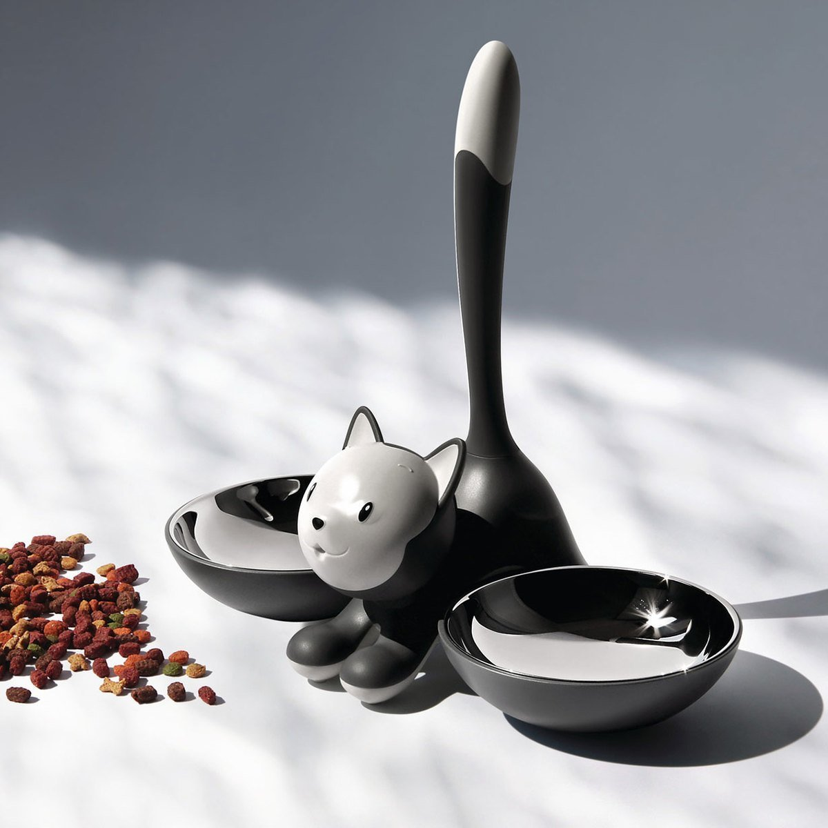 Tigrito Cat Bowl by Alessi