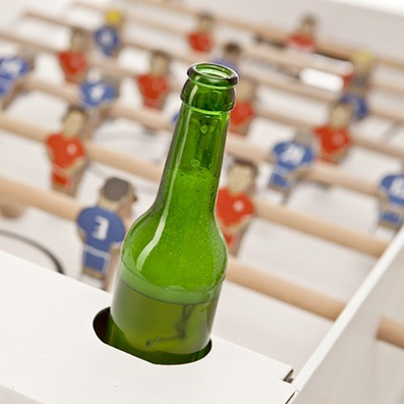 Kartoni Cardboard Foosball Table