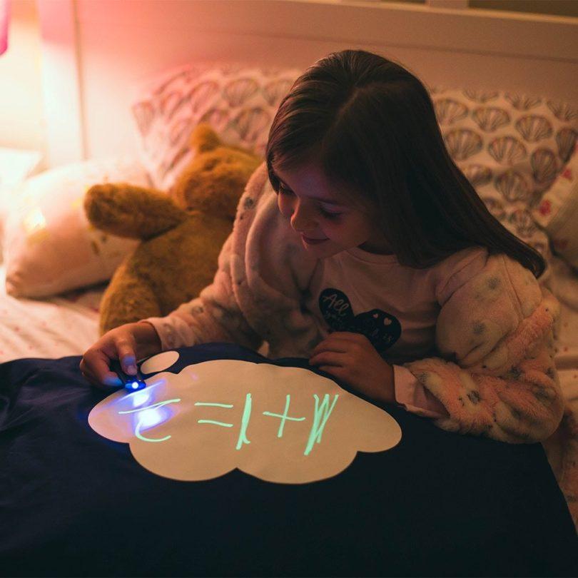 Glow Doodle Pillowcase