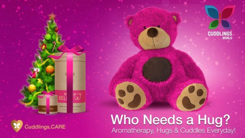 Cuddlings.WORLD | Who Needs a Hug?