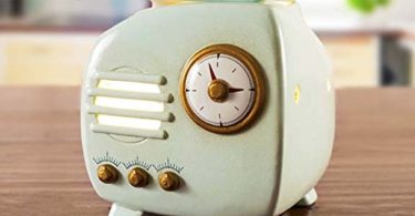 Scentsationals Retro Collection-Radio – Scented Wax Cube Warmer