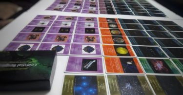 Celestial Respiration – An Astronomy Strategy Card Game