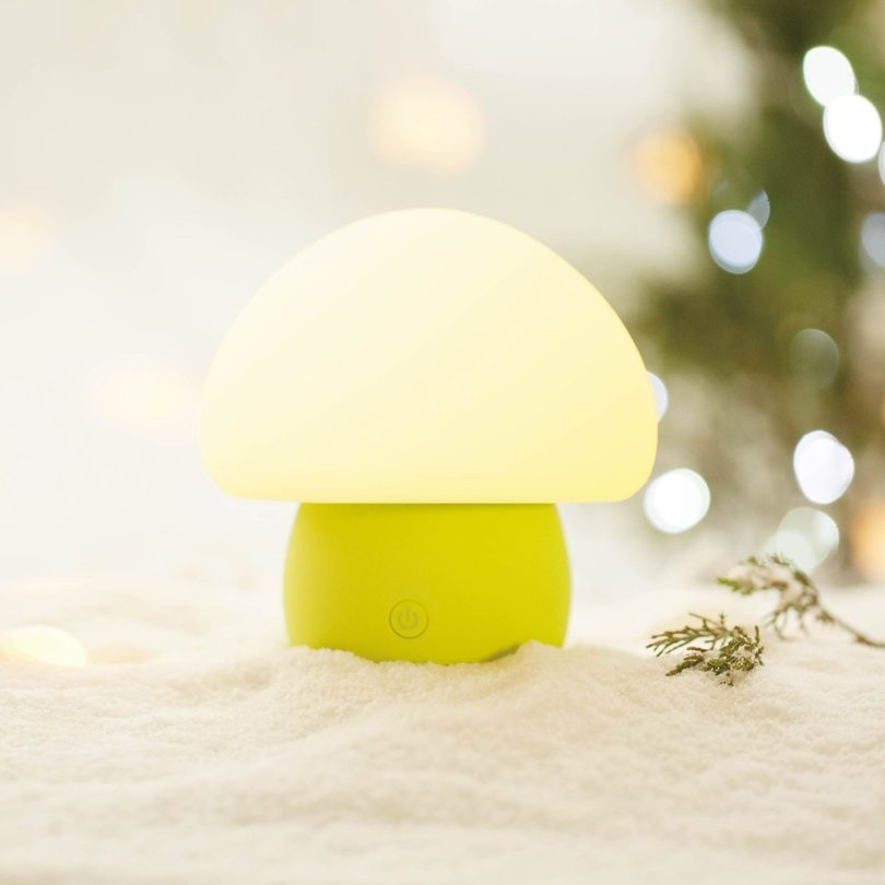 Emoi Mushroom LED Baby Night Light
