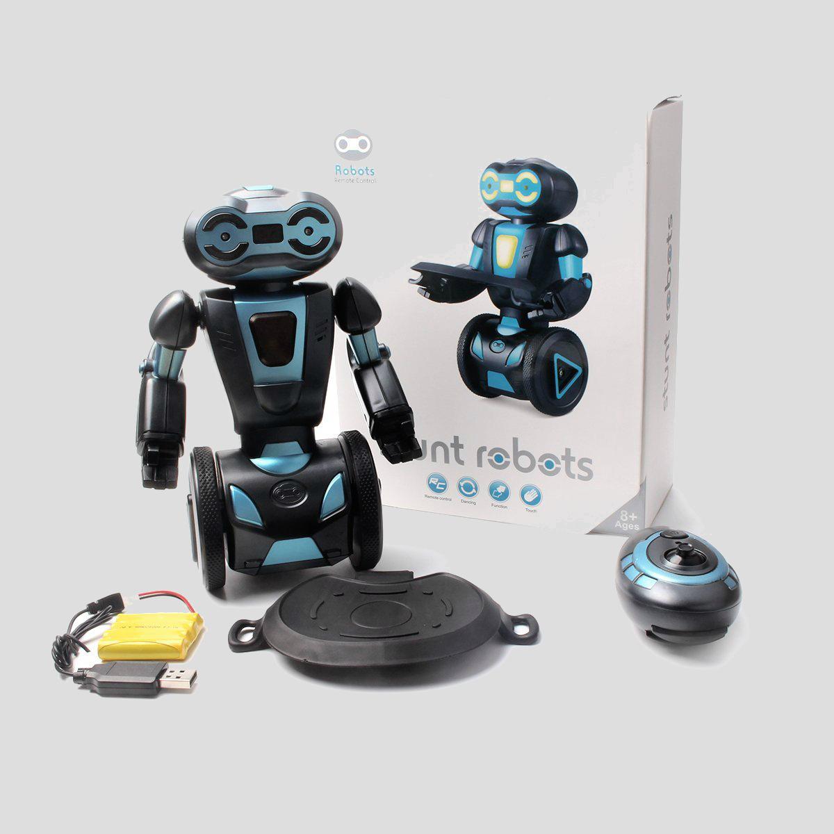 Fozela Intelligent Humanoid Robotic Remote Control Robot