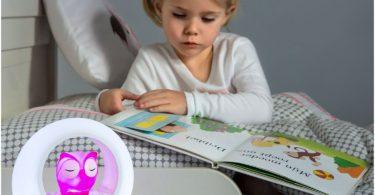 Zazu Kids LOU Voice Activated Nightlight Lamp