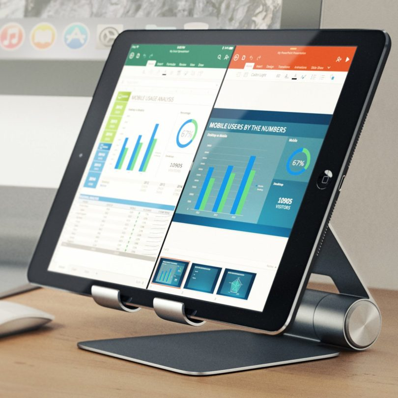 Satechi R1 Aluminum Multi-Angle Foldable Stand