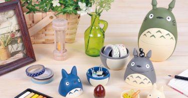 Studio Ghibli Totoro Matryoshka by ensky