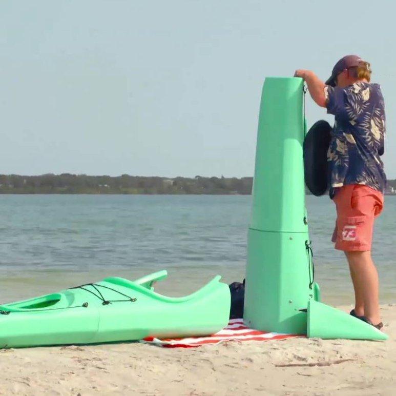Pakayak Modular Nesting Kayak