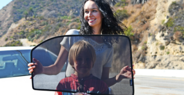 QuikSnap™ Car Window Sunshades: Customized Auto Shades