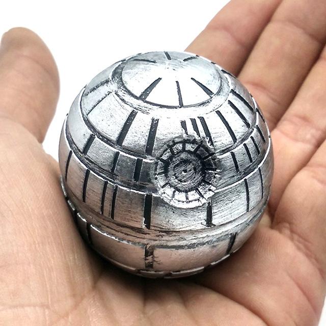 Death Star Herb Grinder