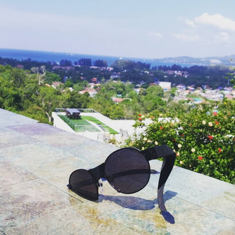 Sundance Kid Edition Black Sunglasses by BÆNDIT