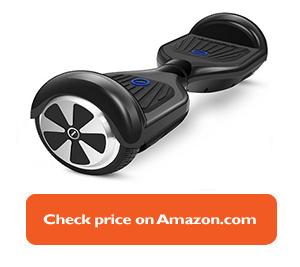 black Eyourlife hoverboard