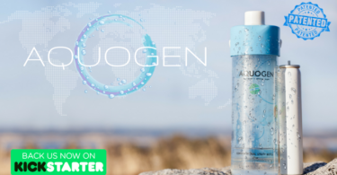 AQUOGEN: Water and Breathable Oxygen On-The-Go
