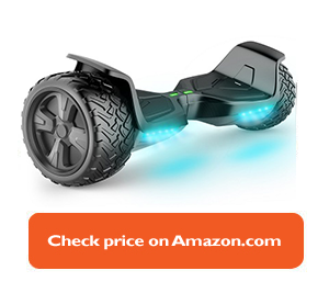 black all terrains hoverboard