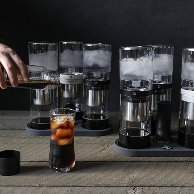 MY DUTCH 550 Cafe Plus Cold Brew Coffee Maker