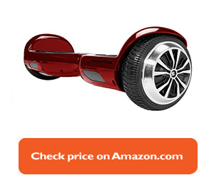 red Swagtron T1 hoverboard