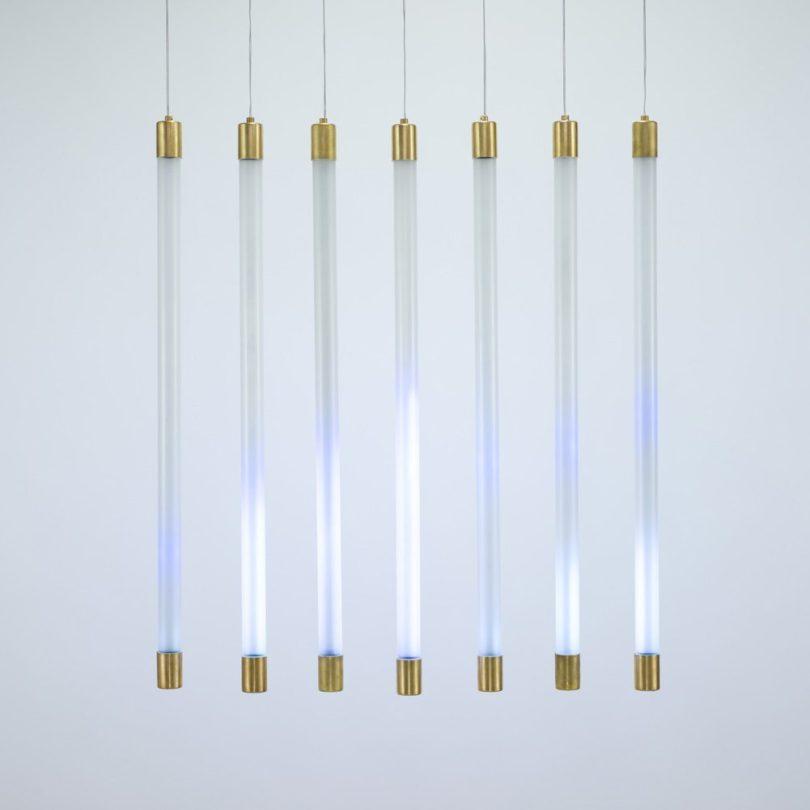 Saber Sound Reactive Lamps