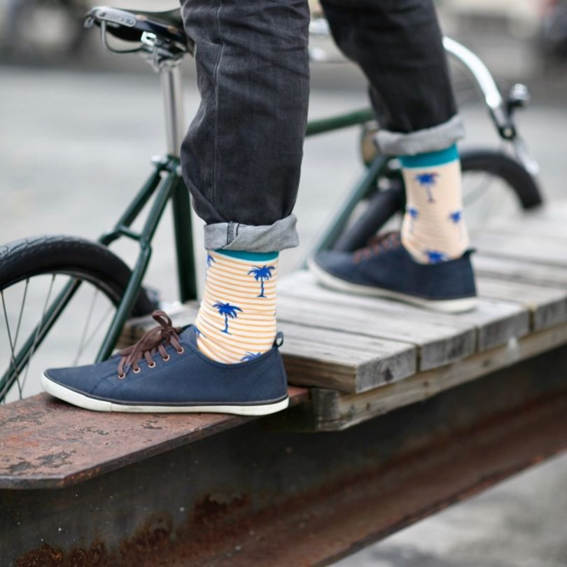 Habor Crew Socks by Strollegant